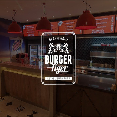 burger tiger fast food