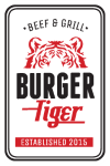 logo burger tiger