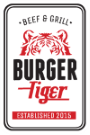 burger tiger logo