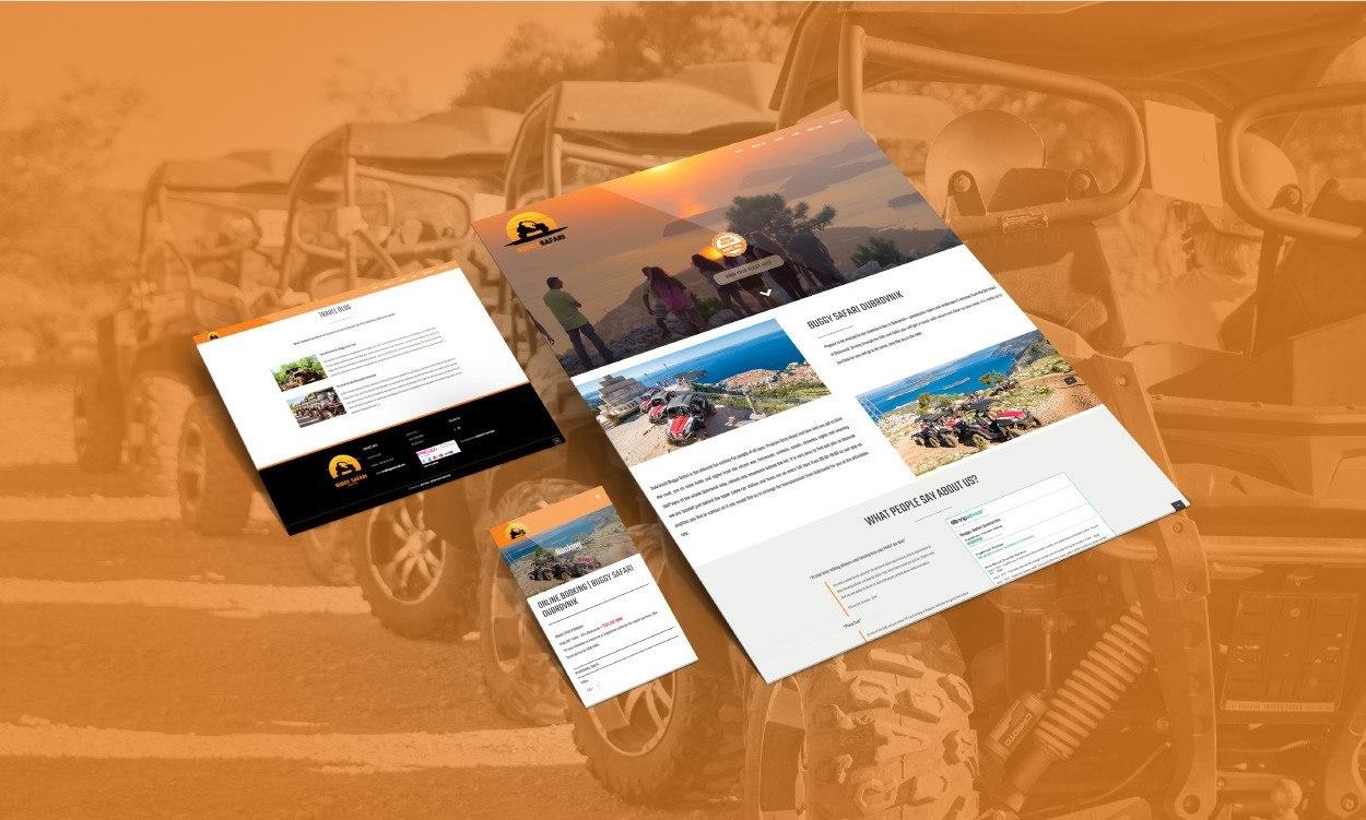 buggy safari web