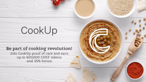 cookup ICO